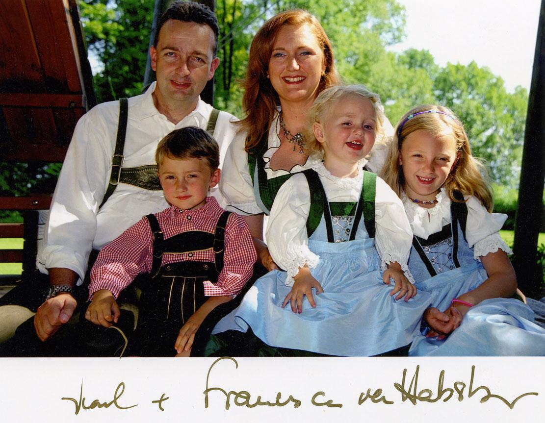 Karl Habsburg-Lothringen Kinder